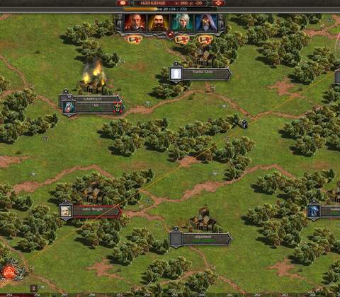 Stormfall: Age of War in-game screenshot 4