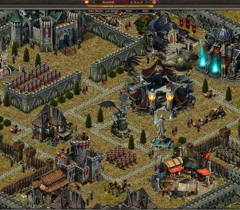 Stormfall: Age of War in-game screenshot 8