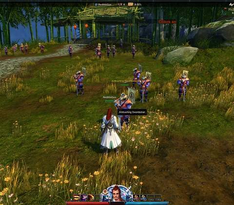 jeux mmo rencontre
