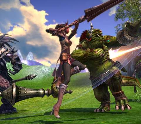 TERA in-game screenshot 7