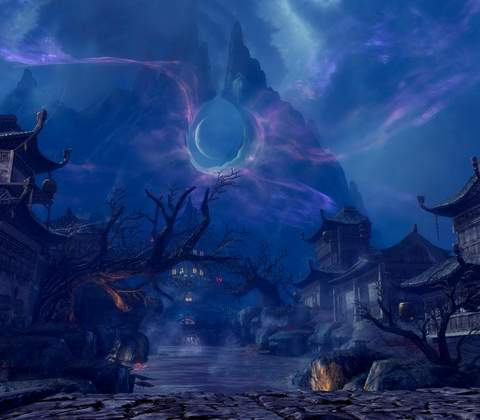 Blade and Soul in-game screenshot 1