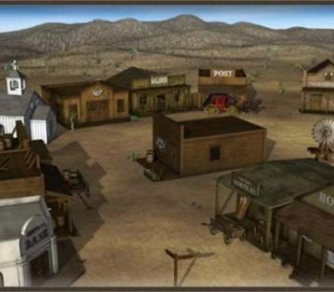 The West in-game screenshot 3