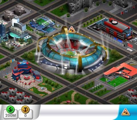 Top Eleven in-game screenshot 5