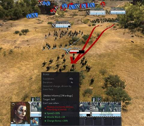 Total War: Arena in-game screenshot 5