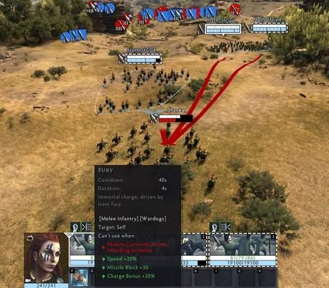 Total War: Arena in-game screenshot 5