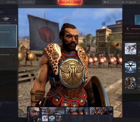 Total War: Arena in-game screenshot 4