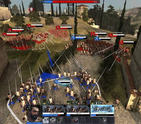 Total War: Arena in-game screenshot 7