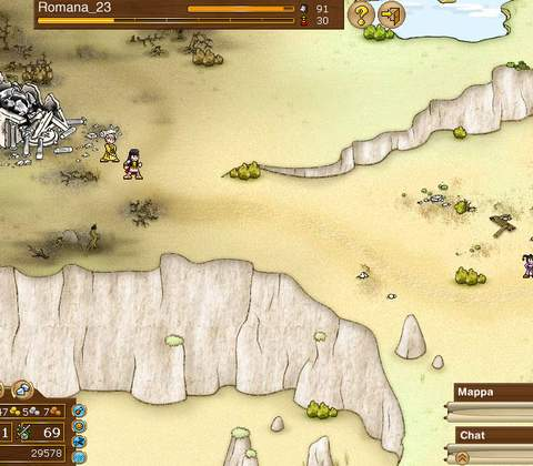 Traviani in-game screenshot 3