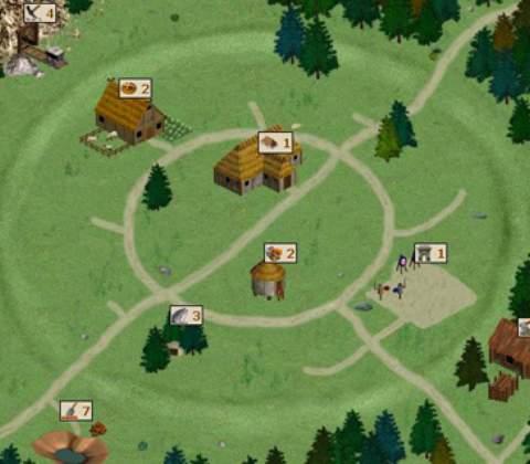Tribals in-game screenshot 4