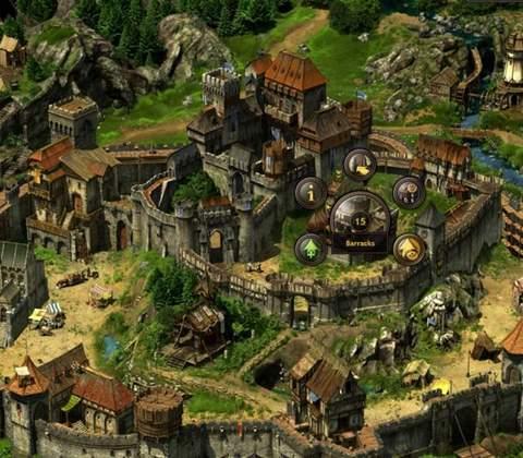 Tribal Wars 2 in-game screenshot 5