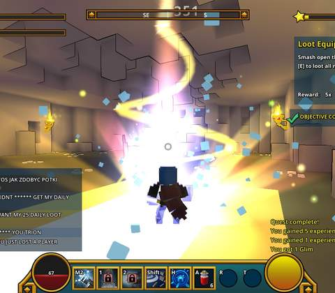 Trove in-game screenshot 1