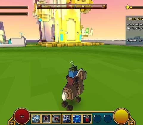 Trove in-game screenshot 2