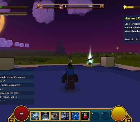 Trove in-game screenshot 4