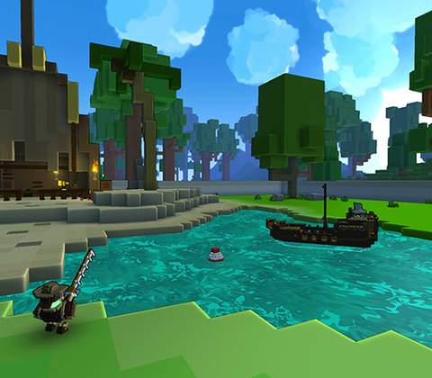 Trove in-game screenshot 6