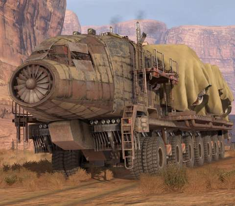 Crossout in-game screenshot 13