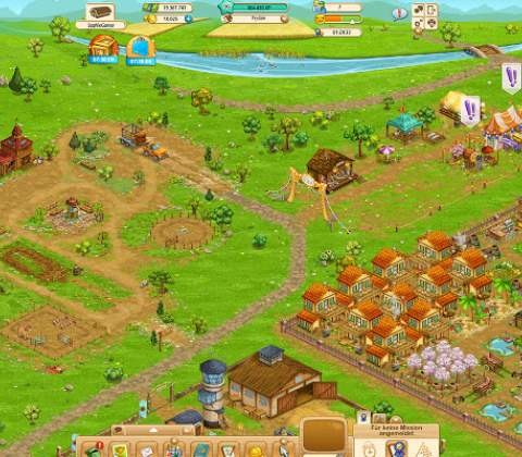 Big Farm in-game screenshot 4