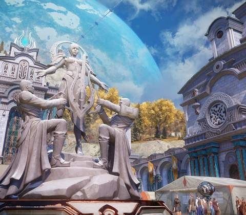 Skyforge in-game screenshot 11