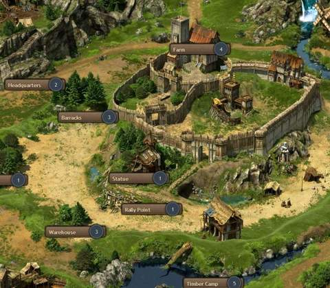Tribal Wars 2 in-game screenshot 2
