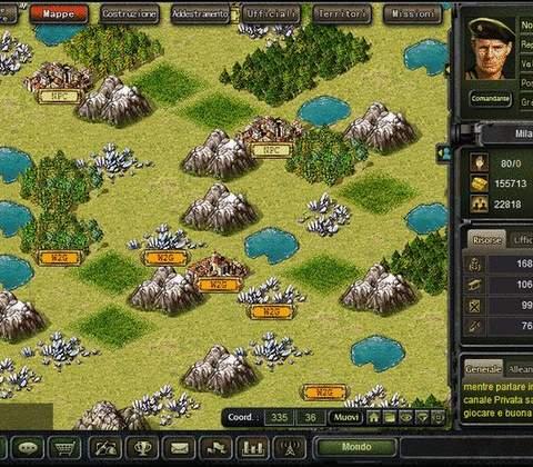 War 2 Glory in-game screenshot 2