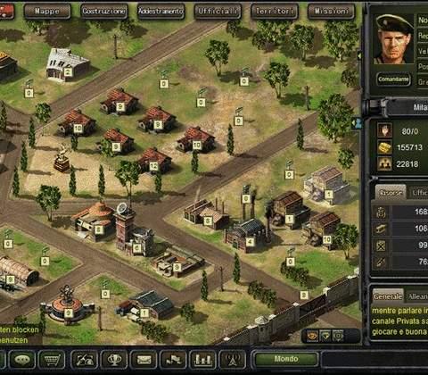 War 2 Glory in-game screenshot 3