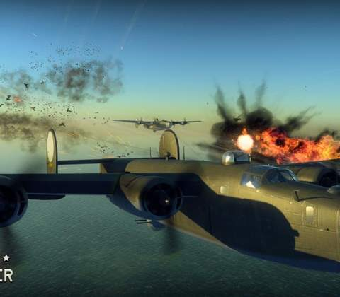 War Thunder in-game screenshot 2