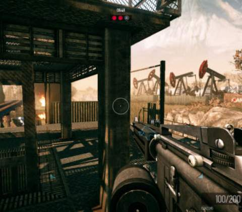 Warface in-game screenshot 8