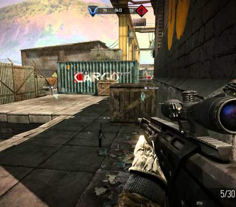 Warface in-game screenshot 7