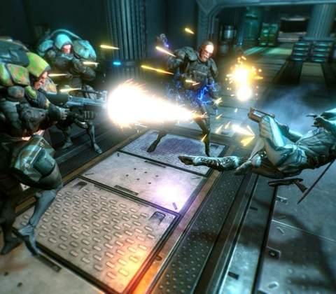 Warframe in-game screenshot 4