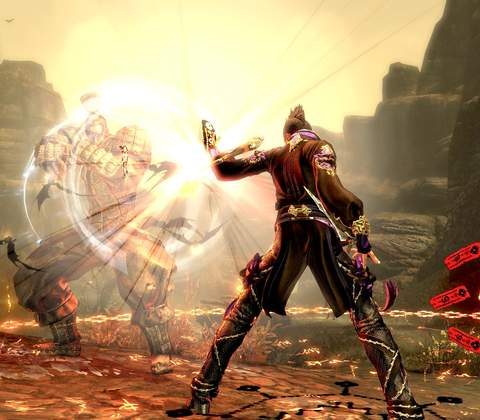 Blade and Soul in-game screenshot 9
