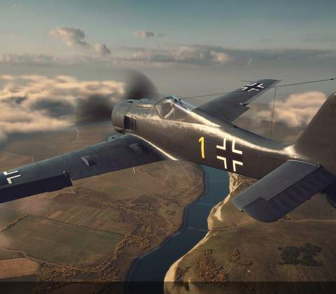 World of Warplanes in-game screenshot 8