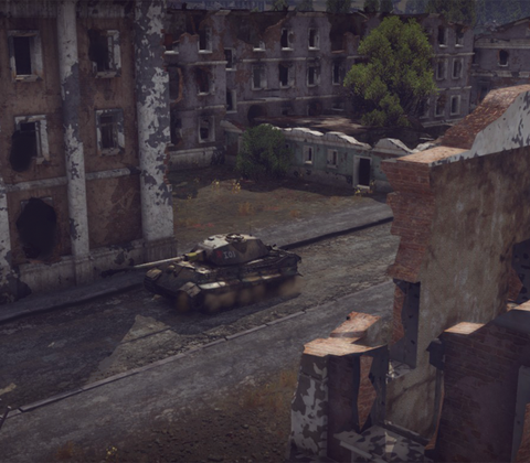 War Thunder in-game screenshot 22