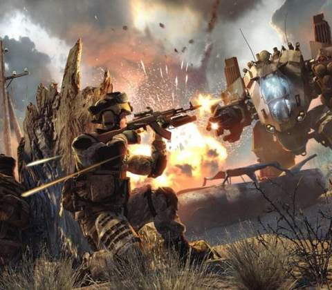 Warface in-game screenshot 3