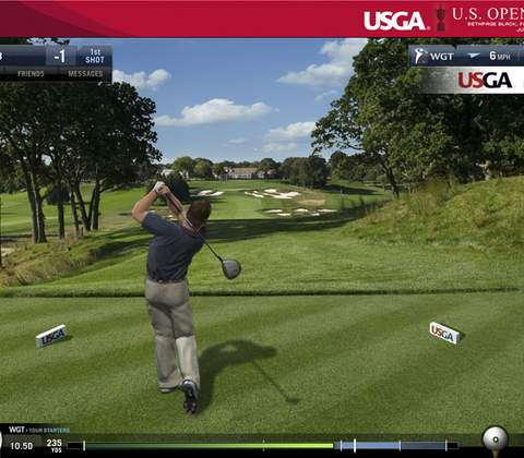 World Golf Tour (WGT) in-game screenshot 4