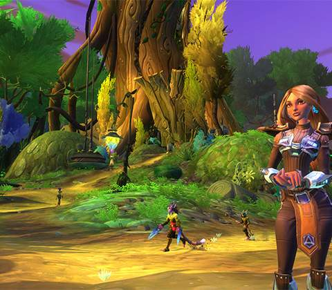 Wildstar in-game screenshot 7