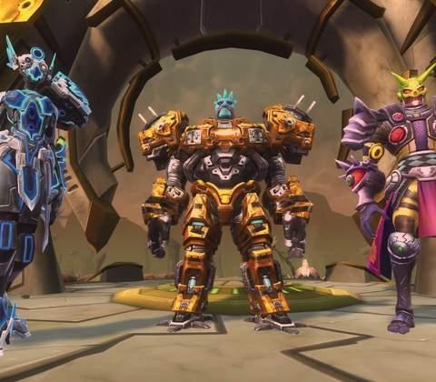 Wildstar in-game screenshot 8