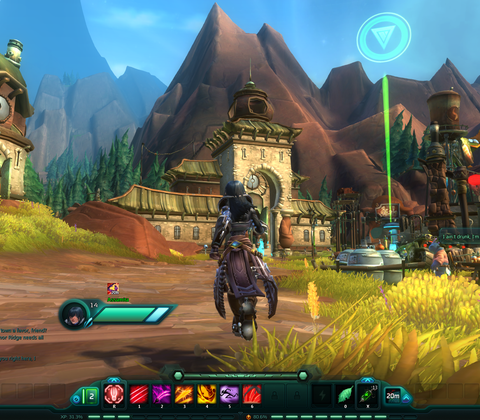 Wildstar in-game screenshot 12