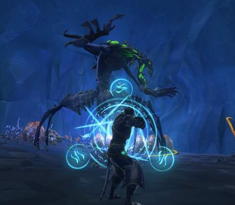 Wildstar in-game screenshot 2