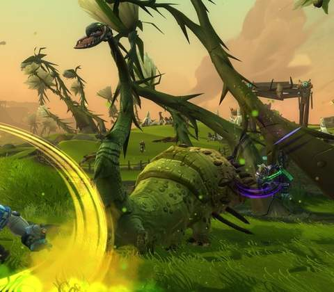 Wildstar in-game screenshot 3