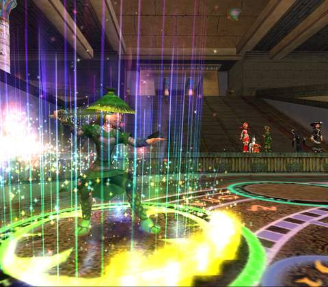 Wizard101 in-game screenshot 5