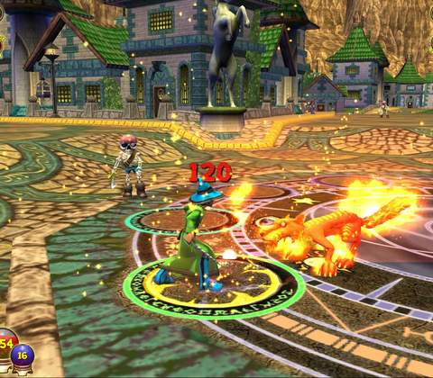 Wizard101 in-game screenshot 6