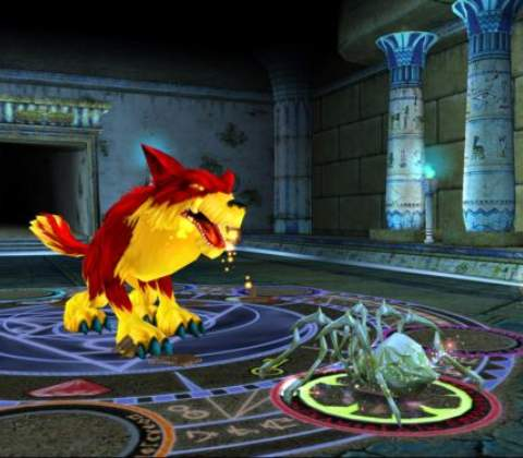 Wizard101 in-game screenshot 7