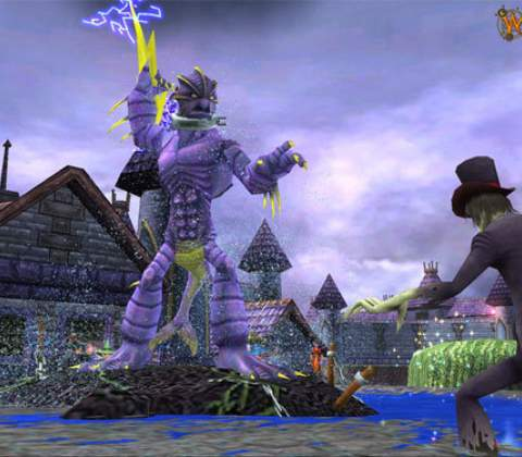 Wizard101 in-game screenshot 10