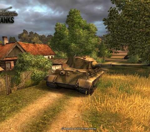 World of Tanks in-game screenshot 7