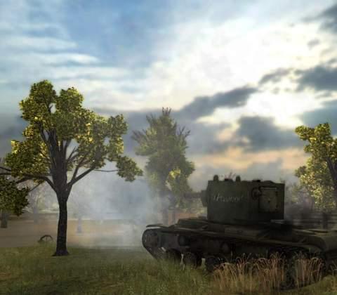 World of Tanks in-game screenshot 11