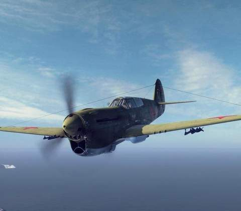 World of Warplanes in-game screenshot 6