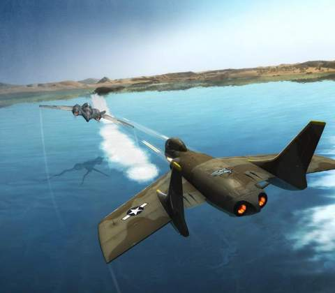World of Warplanes in-game screenshot 7
