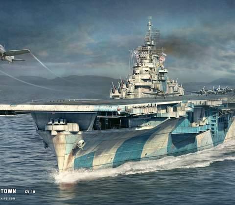 World of Warships in-game screenshot 4