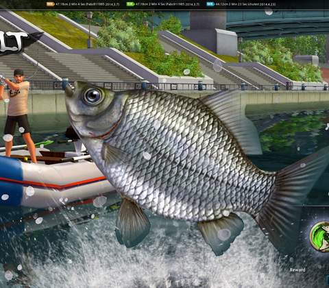 World Tour Fishing in-game screenshot 9