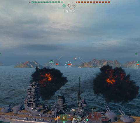 World of Warships in-game screenshot 8