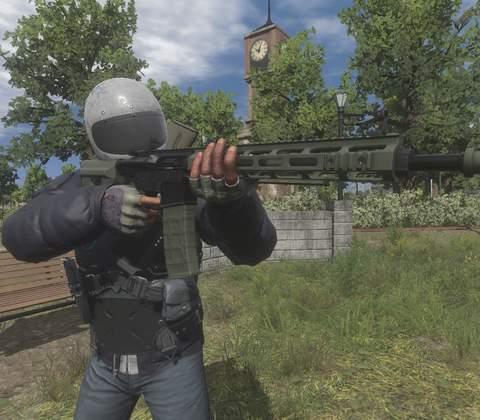 Z1 Battle Royale in-game screenshot 2